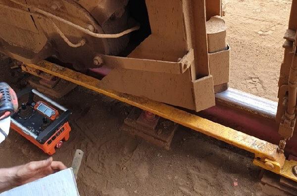 Stockyard Interim Striker System